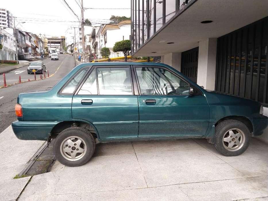 Ford Festiva 1997 - 200 km