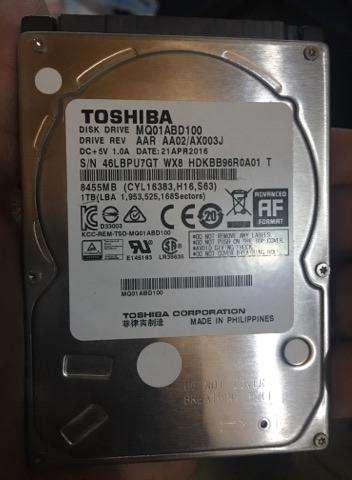 disco duro de portatil 1 tera