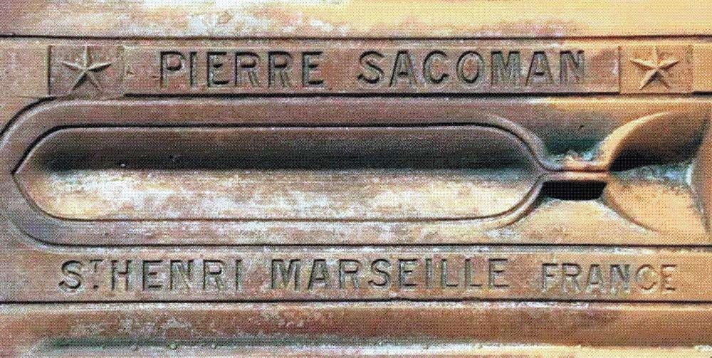 tejas francesas Pierre Sacoman