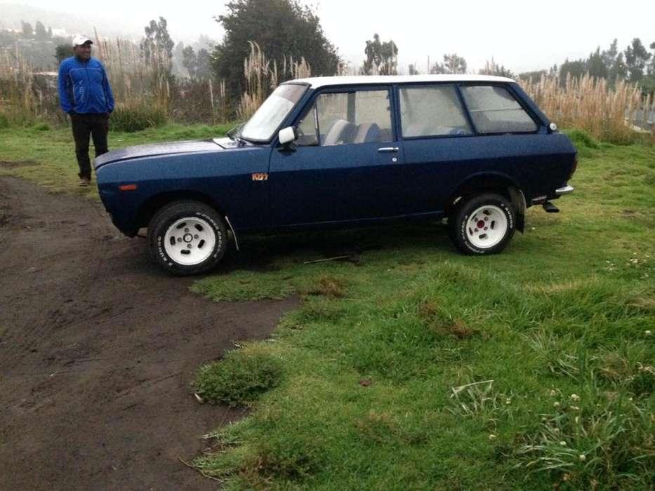 Datsun 1200 1969 - 500000 km