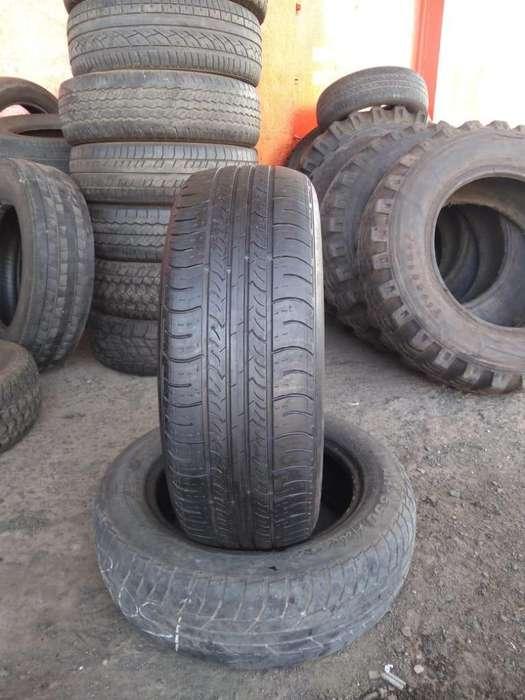 Neumático 205/60 r16 Nexen usado