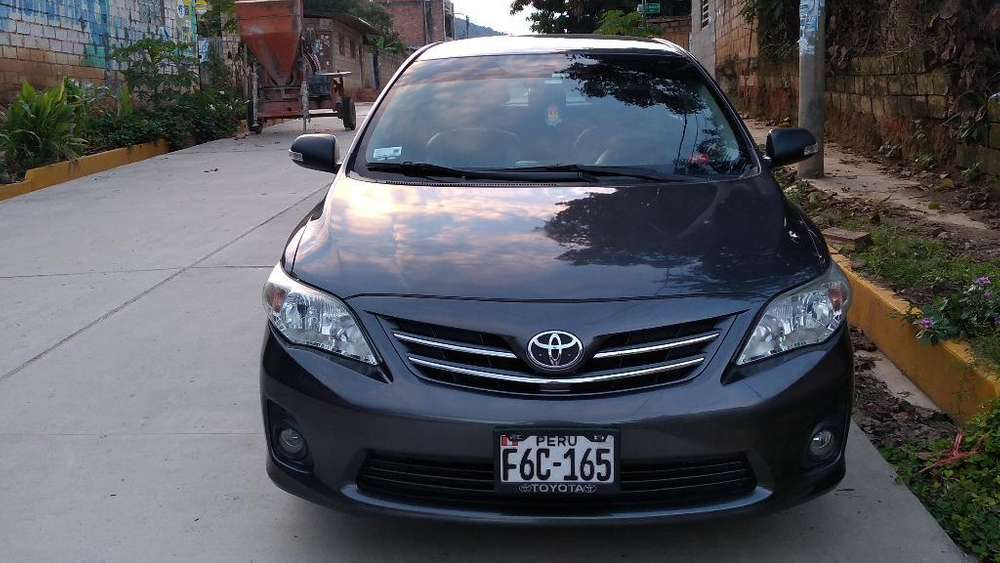 Toyota Corolla 2013 - 115000 km