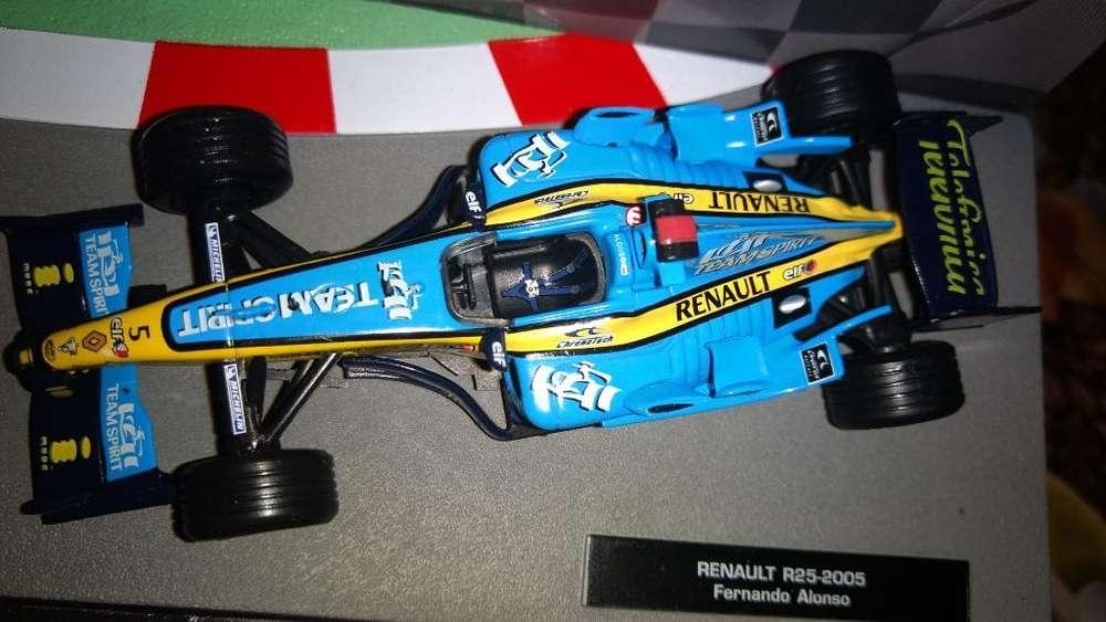 Auto de Formula 1 Renault