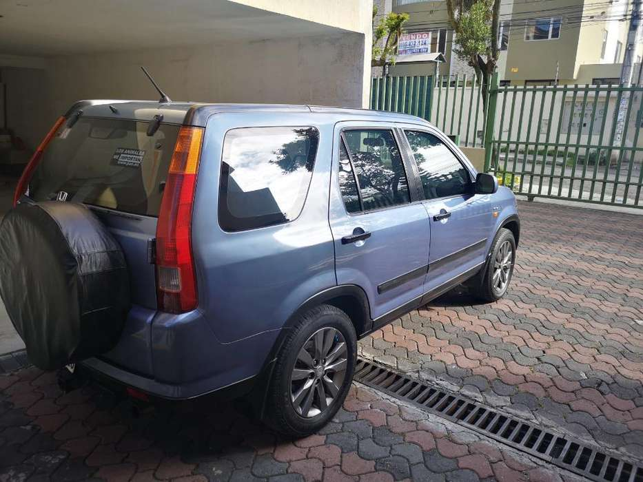 Honda CR-V 2002 - 165000 km