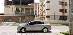Nissan Sentra 2008 No( Sail Rio Vision )