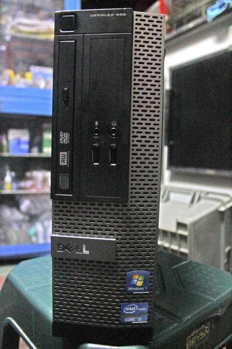 Torre DELL Core I3 con 6Gb memoria RAM disco duro 250Gb, Excelente estado, en Medellin