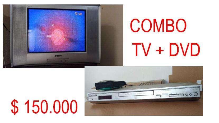 TV DVD GANGA REGALADO