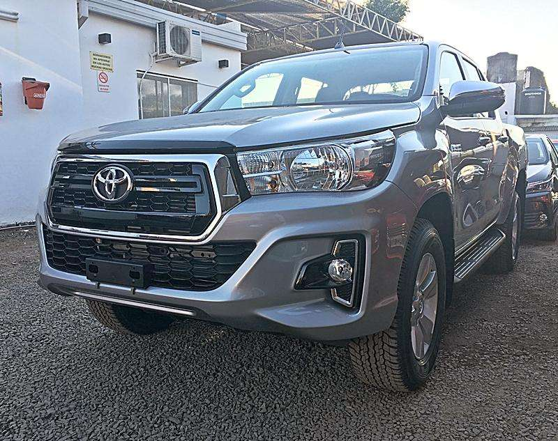 <strong>toyota</strong> Hilux 2019 - 0 km