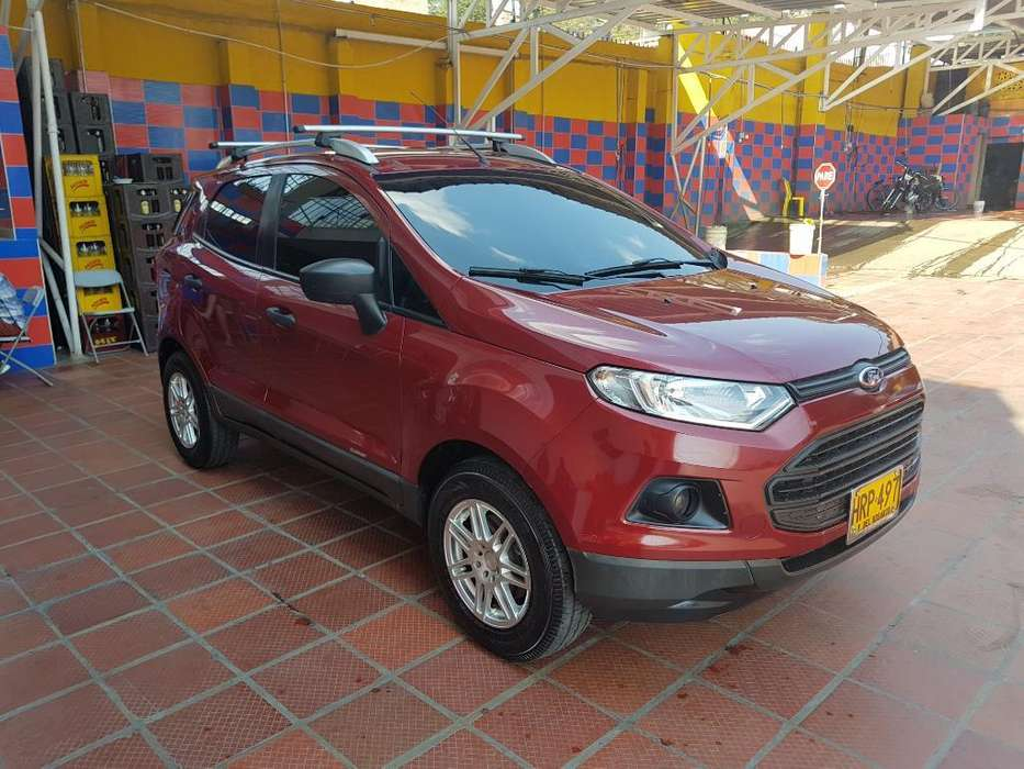 Ford Ecosport 2015 - 60000 km