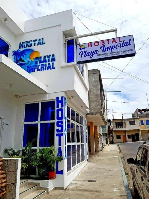 <strong>hostal</strong> Playa Imperial en Manta