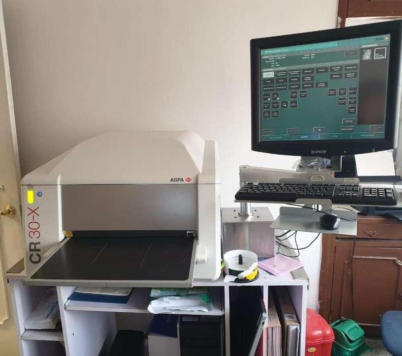 Vendo Digitalizador Agfa Cr30 Como Nuevo