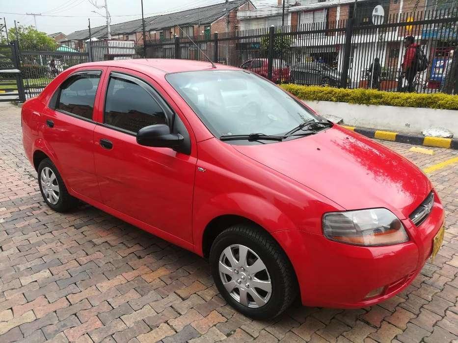 Chevrolet Aveo 2011 - 79000 km