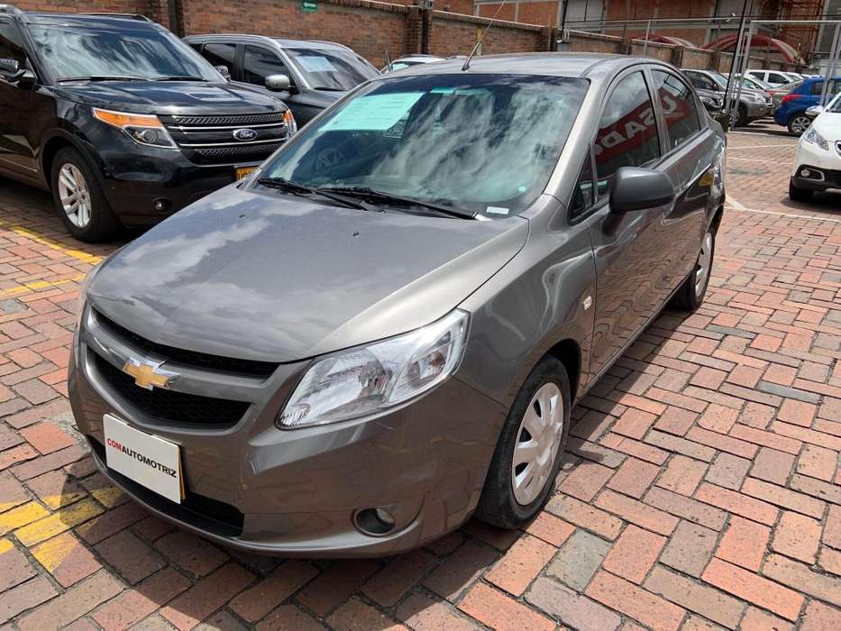 Chevrolet Sail 2015 - 42000 km