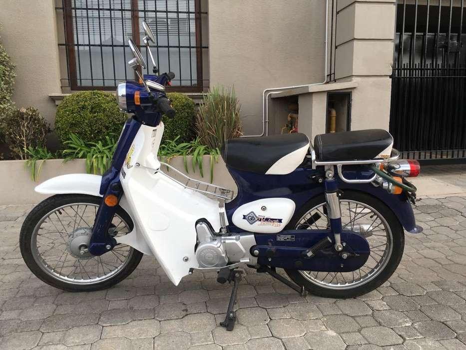 Motomel Vintage Go 125
