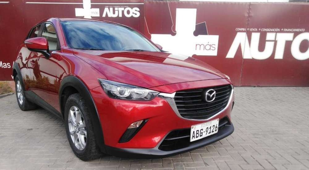 Mazda CX-3 2018 - 26000 km