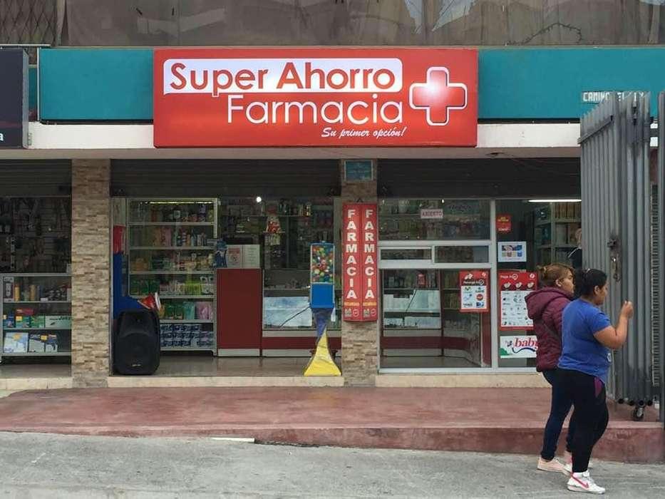 VENDO <strong>farmacia</strong> 3 AÑOS BUENA CLIENTELA