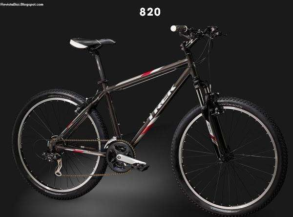 Bicicleta trek820 Flamante, unico dueño