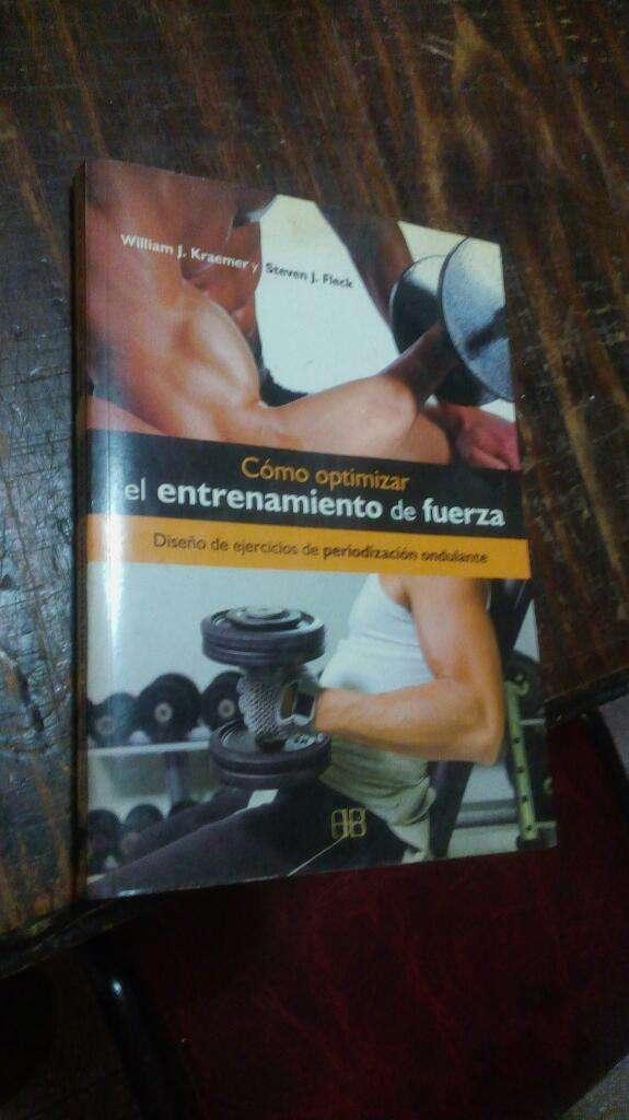 Libro Entrenamiento Fisico. Nuevo