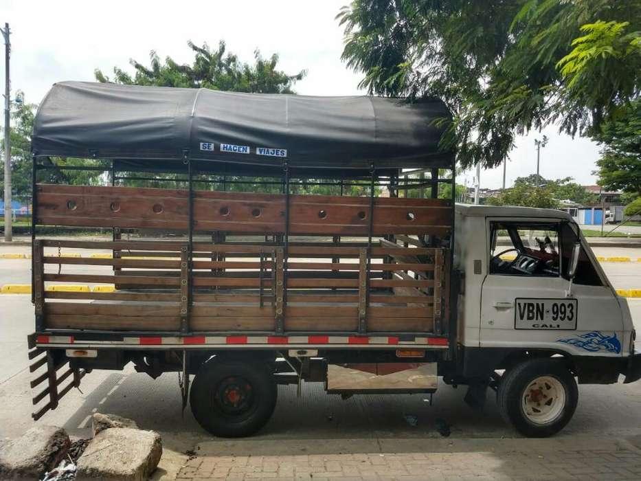 Camioneta Kia Ceres Estacas