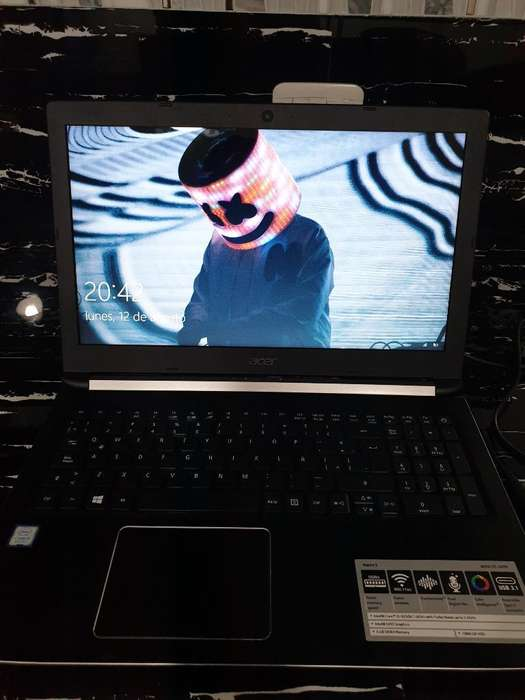 Lapto Marca Acer