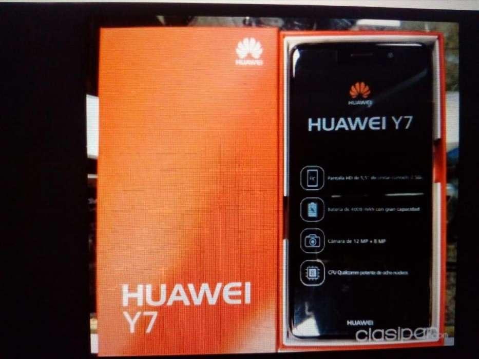 pantalla completa huawei y7 2018 en stock nuevas