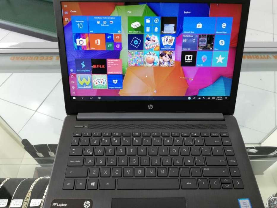 Computadora Hp Core I5 , Win10