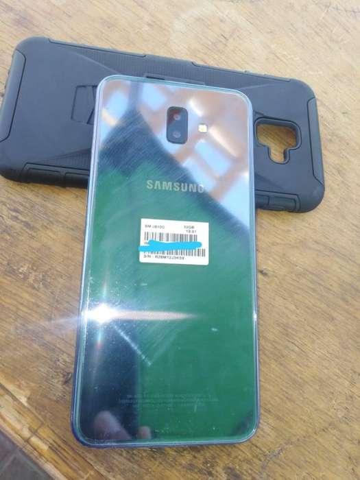 Samsumg J6 Plus Libre de 32 Gb Mas 100
