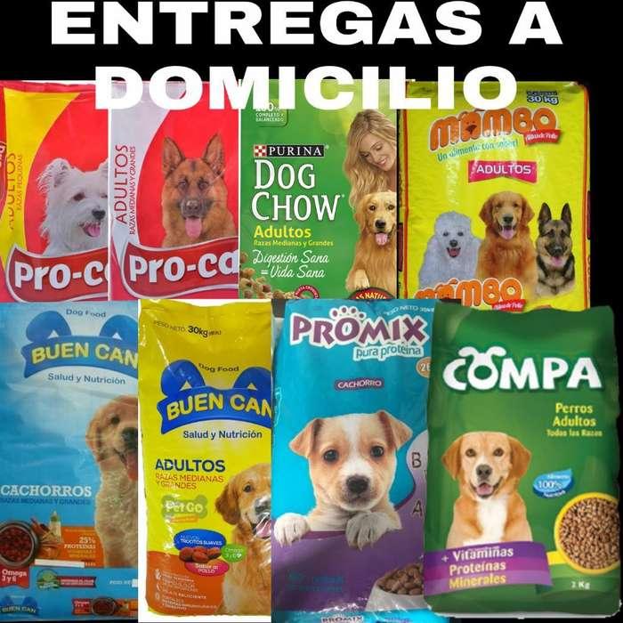 Alimento para Mascotas a Domicilio Anbat