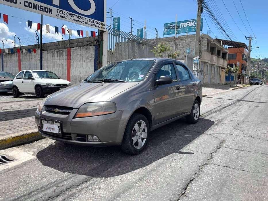 Chevrolet Aveo 2012 - 100000 km