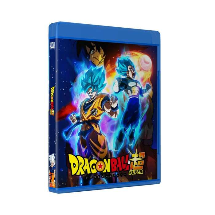 Dragon Ball Super Broly Bluray Latino/japones Subt Esp
