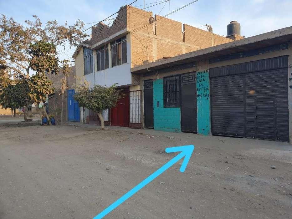 Vendo Casa en Chiclayo,jose Leonardo Ort