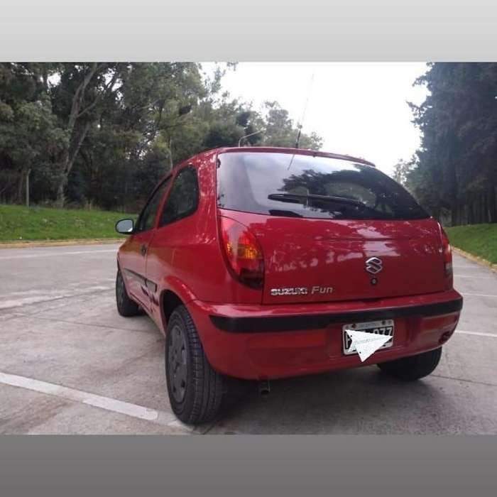 Suzuki Fun 2006 - 140000 km