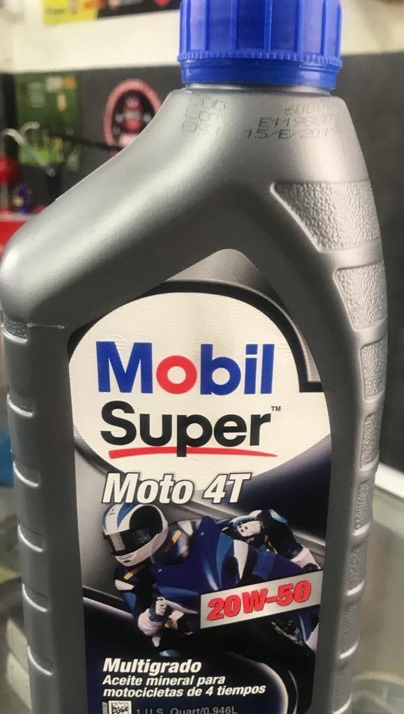 Mobil  Super 4T