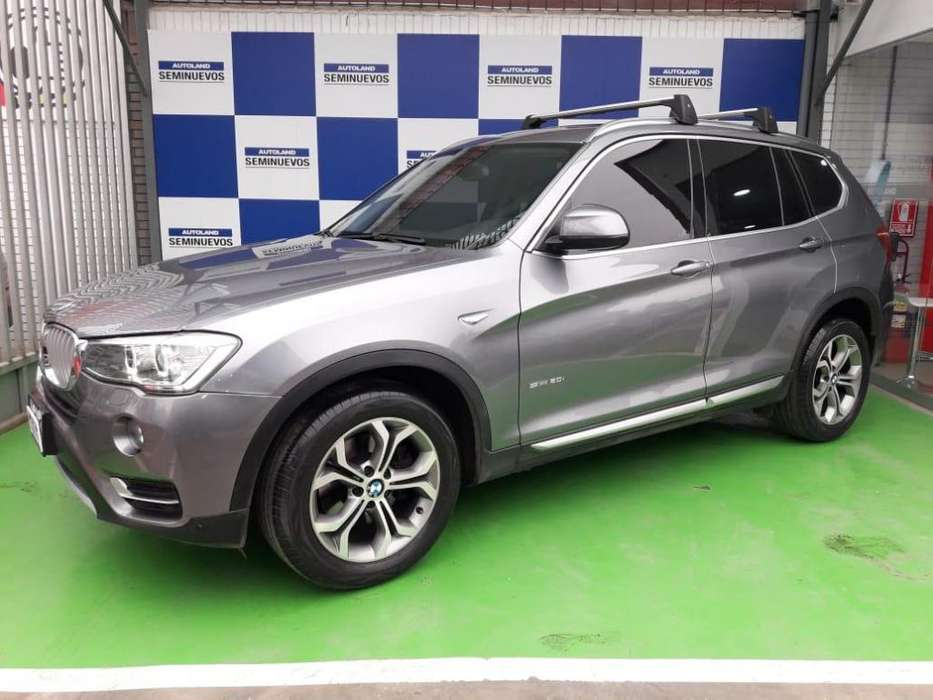 <strong>bmw</strong> X3 20i 2016 - 30598 km