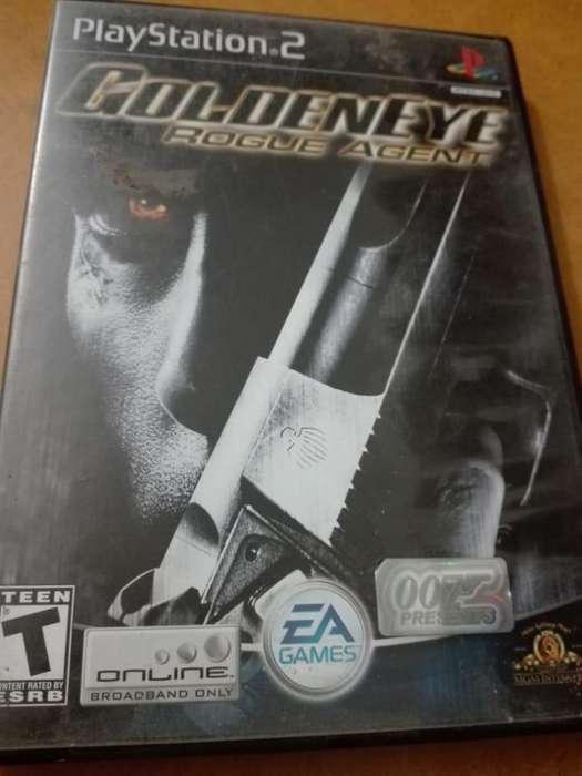 VidejoJuego para PS2 Original