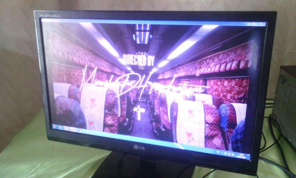monitor e2241 lg de 22 pulgadasa pequeño detalle