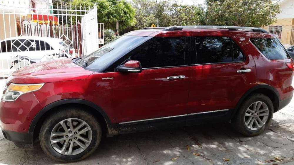 <strong>ford</strong> Explorer 2014 - 58124 km