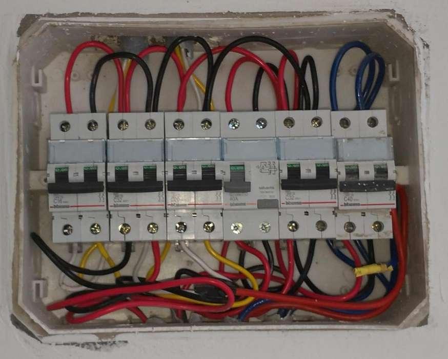 ELECTRICISTA PROFESIONAL CON AMPLIA EXPERIENCIA Y CON TRABAJO GARANTIZADO CUSCO telf. Y Wsp.914990976