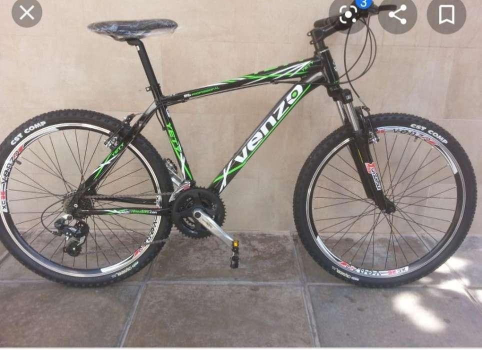 Vendo Bici Venzo