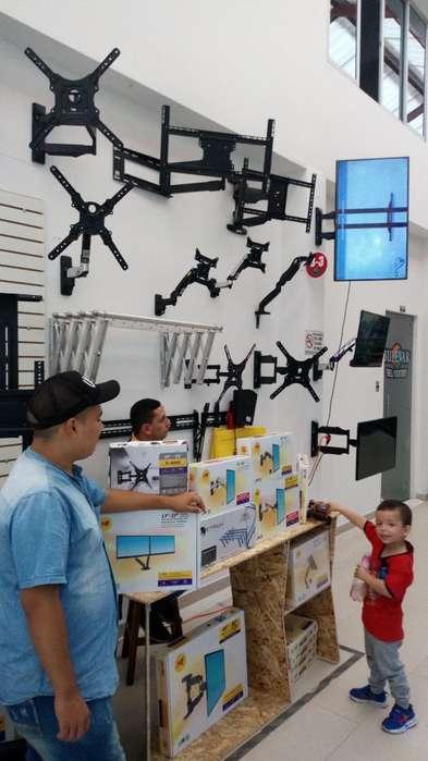 Soportes Bases Instalacion Tv