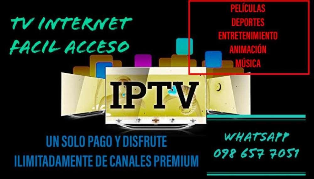Tv Internet Económico