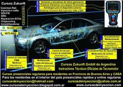 Curso de Inyeccion Electronica Berazategui Varela Quilmes Ezpeleta SEPTIEMBRE 2019