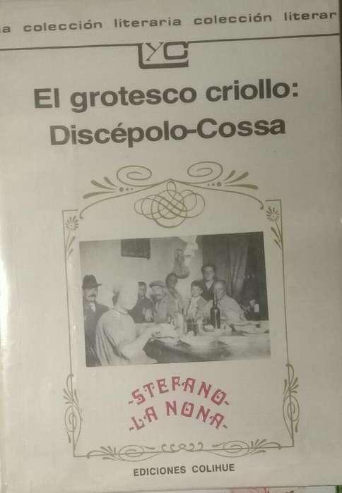 La Nona Stefano Cossa Discépolo