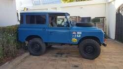 Vendo O Permuto Land Rover