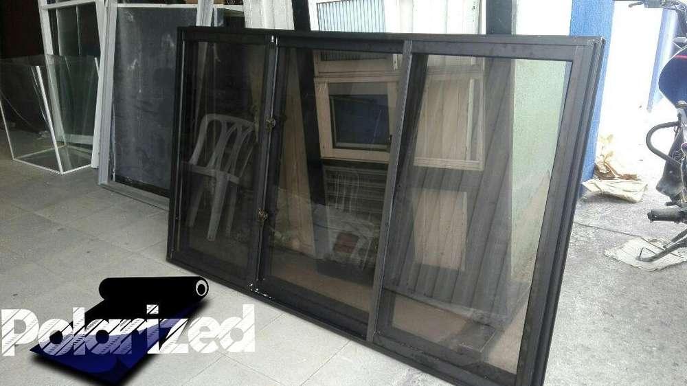 Producion de Ventanas en Aluminio Y Mas