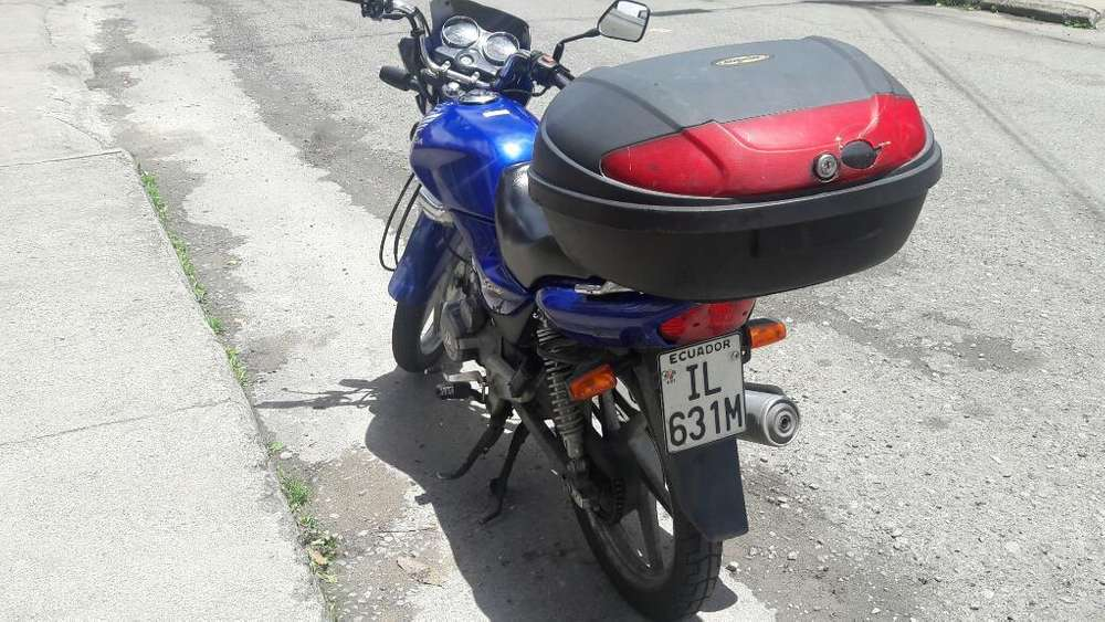 Moto <strong>honda</strong> Storm