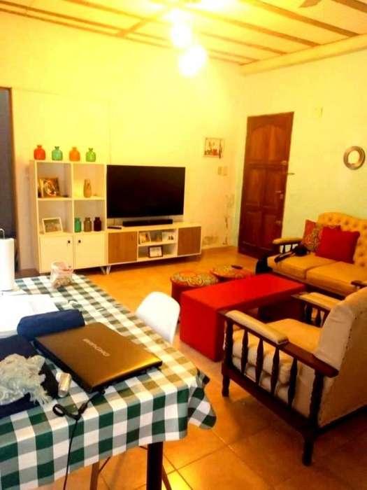 Departamento de pasillo. 1 dormitorio. San Martín 1500