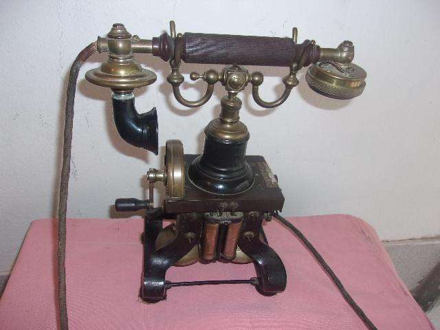 ANTIGUO TELEFONO ERICSSON AÑO 1895