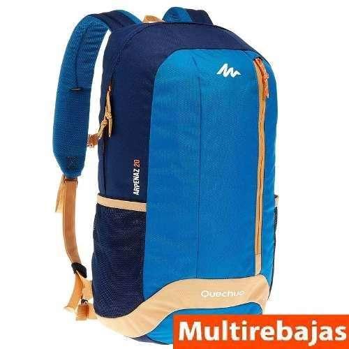multirebajas, Mochila Quechua Original Europea Importada 20l