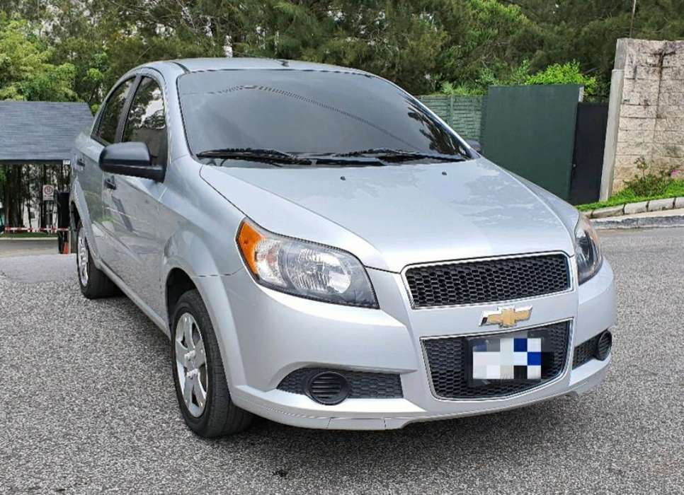 <strong>chevrolet</strong> Aveo 2016 - 76000 km